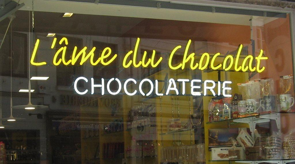 L'âme du chocolat